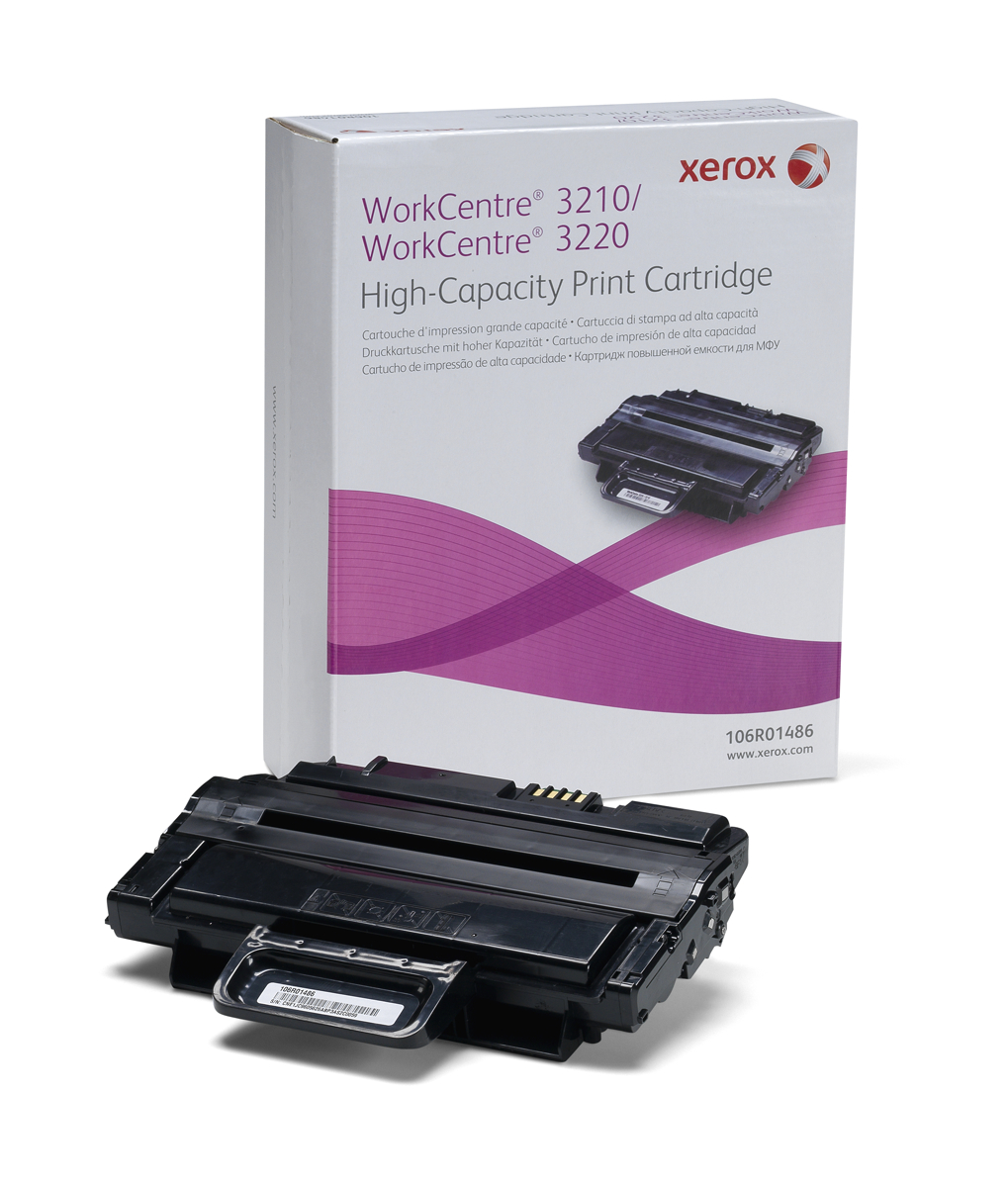 Xerox Workcentre 3210/3220 Toner Cartridge - 5,000 pages