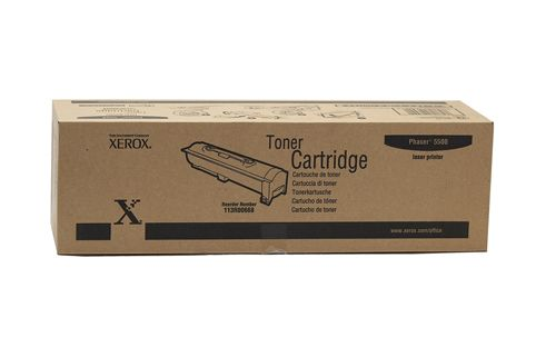 Xerox Phaser 5500 Toner Cartridge - 30,000 pages