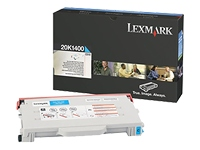 Lexmark C510 Cyan Toner Cartridge High Capacity - 6,600 pages