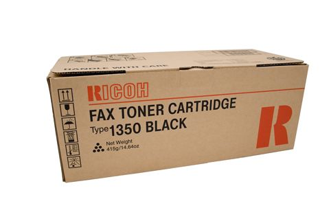 Ricoh (Type 1350B) Fax 3310L / 4410L Toner Cartridge - 5,000 pag