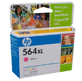 HP  564XL Magenta-ink Cartridge -  750pgs