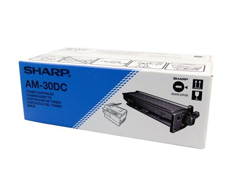 Sharp AM-400 Toner Cartridge - 3,000 pages
