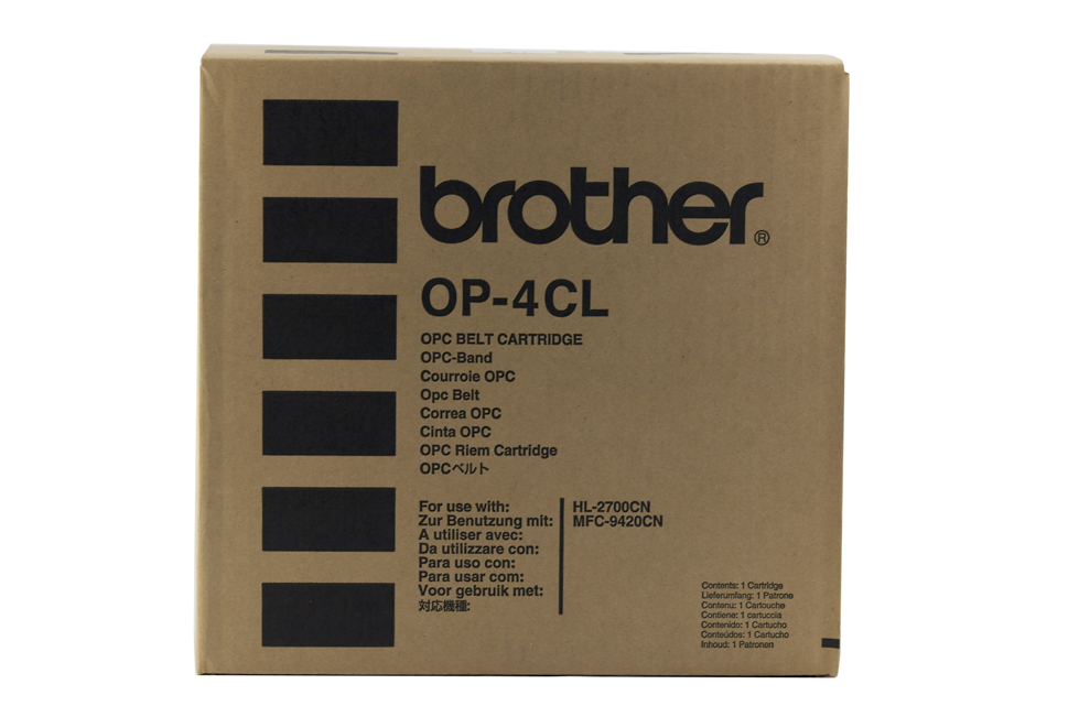 Brother OP-4CL Belt Cartridge - Up to 60,000 images