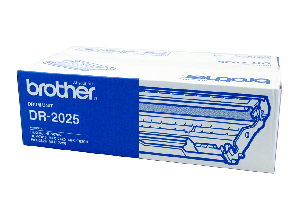 Brother DR-2025 Drum Unit - 12,000 pages