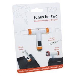 T42 Splitter Keyring, Austech Toner Solutions Townsville