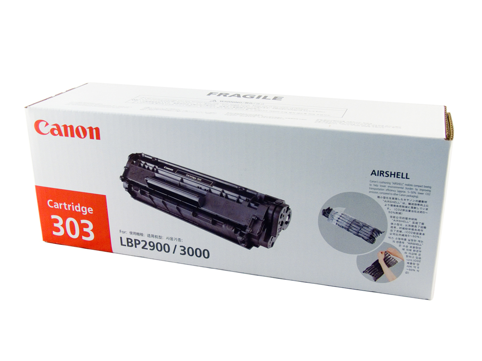 Canon CART-303 Toner Cartridge - 2,000 pages (Q2612A Equivalent)