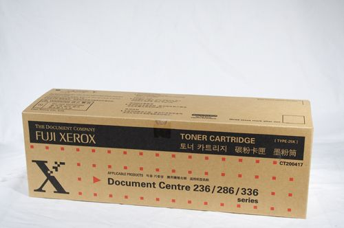 Xerox DocuCentre 236 / 286 Toner Cartridge - 25,000 pages - 24,0