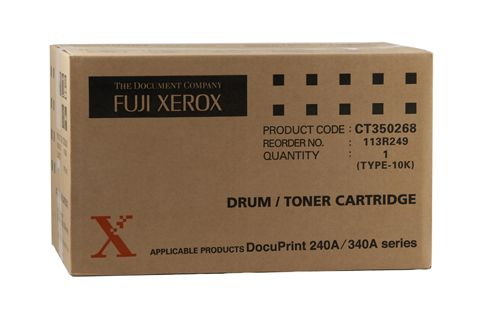 Xerox DocuPrint 240A / 340A Toner Cartridge - 10,000 pages