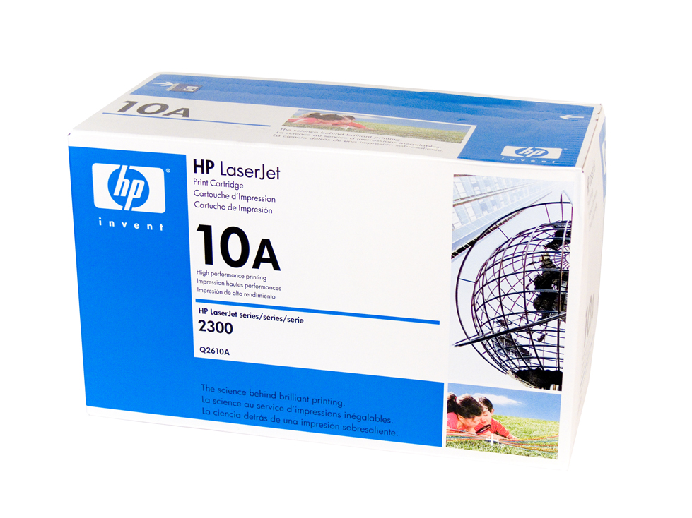 HP 10A Toner Cartridge - 6,000 pages