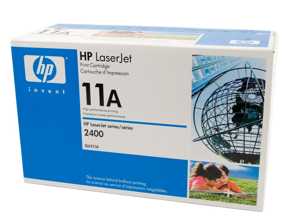 HP 11A Toner Cartridge - 6,000 pages