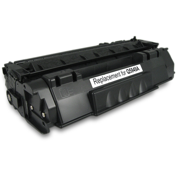 White-box, HP No.49A Toner Cartridge (Remanufactured) - 2,800 pa