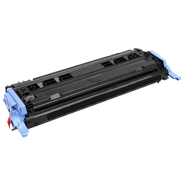 White-box, HP Q6000A Black Toner Cartridge (Remanufactured) - 2,