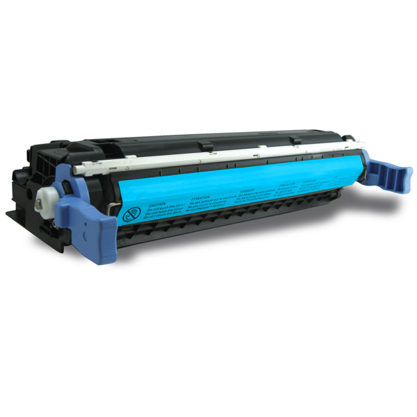 White-box, HP C9721A Cyan Toner Cartridge (Remanufactured) - 9,6