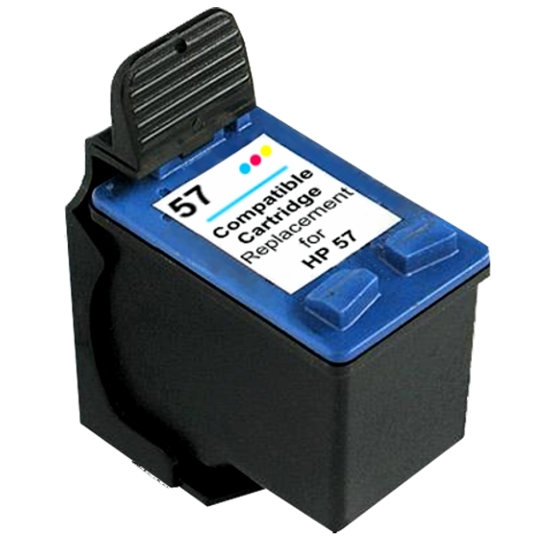 Compatible HP No.57 Colour Ink Cartridge - 400 pages