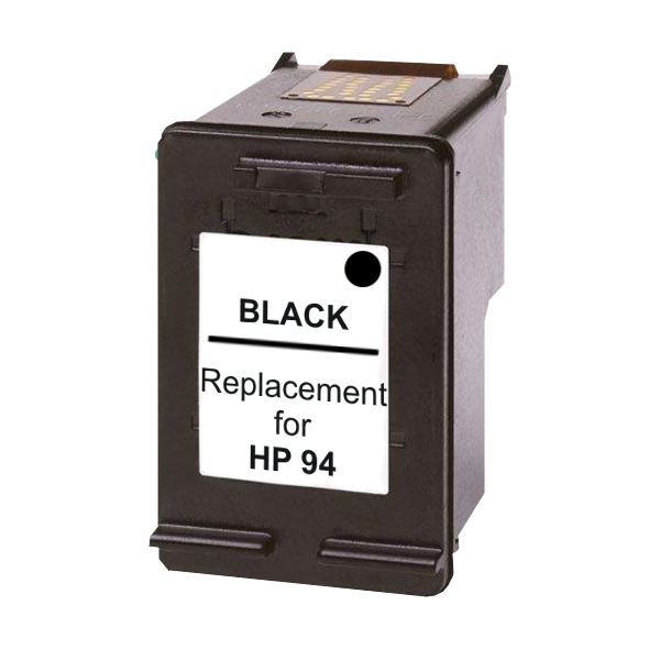 Compatible HP No.94 Black Ink Cartridge - 450 pages