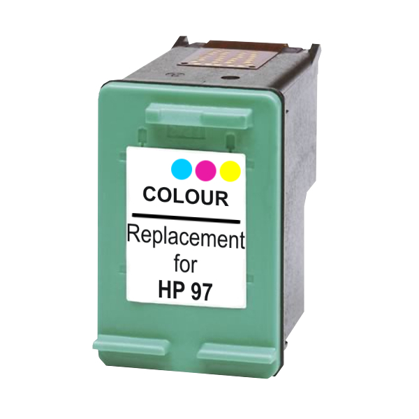 Compatible HP No.97 Colour Ink Cartridge - 450 pages