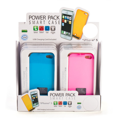 iPhone 5 Portable Charger & Case