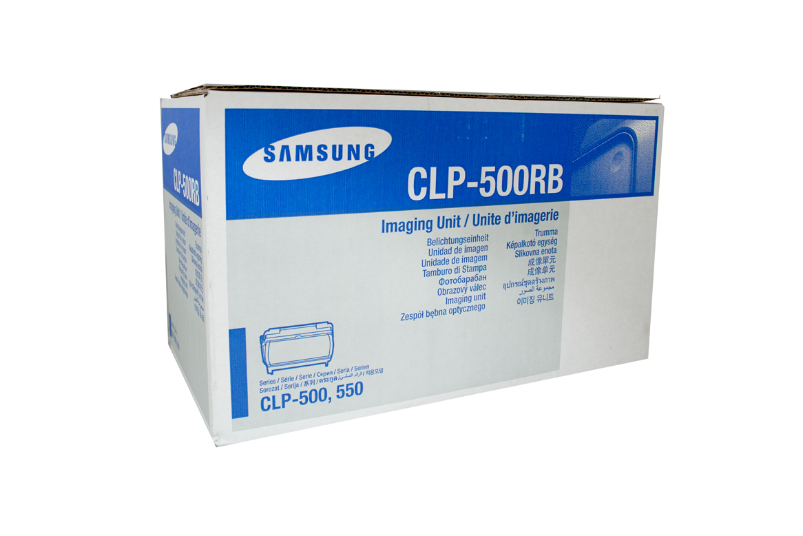 Samsung CLP-500 / 550 Imaging Unit - B&W Approx 50K Pages / Colo