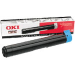 Oki 400ET Toner Cartridge - 2,500 pages
