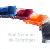 Compatible Canon PGI-520BK Black Ink Tank - Now With Chip