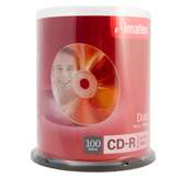 Imation CD-R 1x-52x 700mb - 100 Spindle